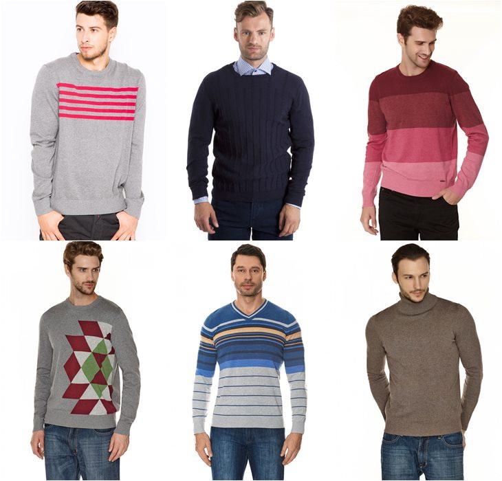 Купить мужской свитер в интернет-магазине