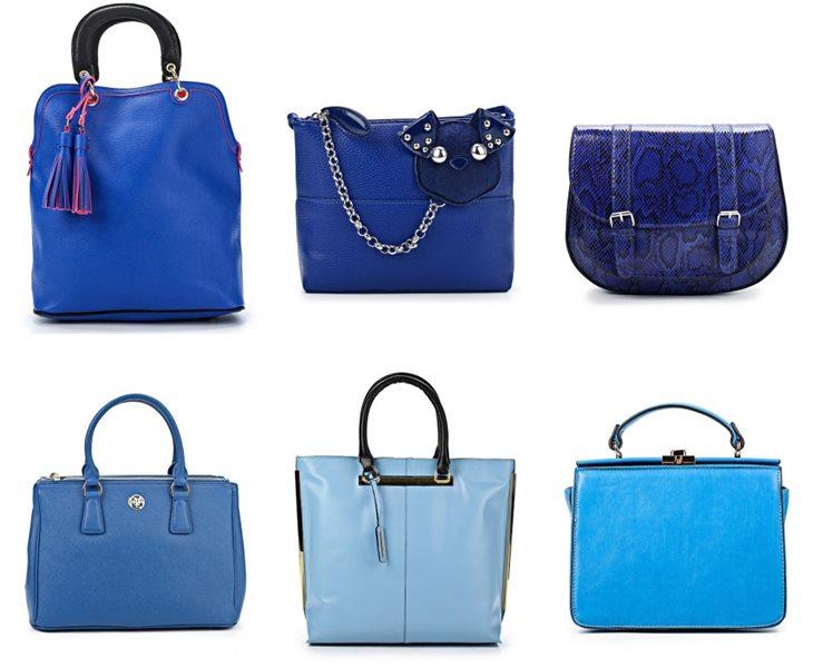 синие сумки_интернет-магазин