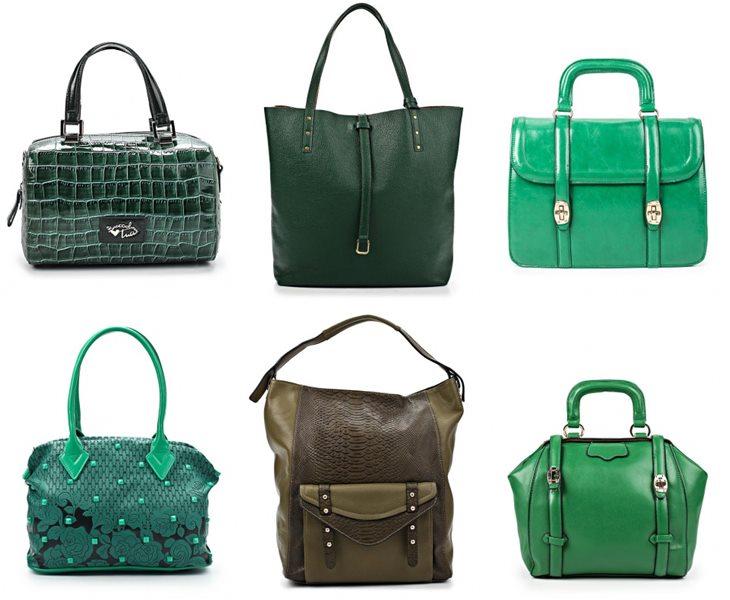 зеленые сумки_интернет-магазин