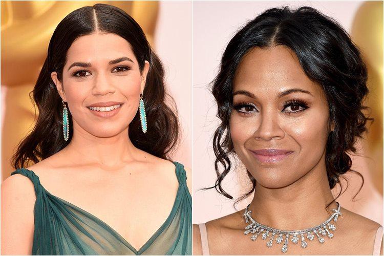 Оскар-2015 макияж и прически (1)