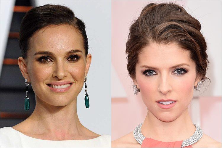 Оскар-2015 макияж и прически (2)