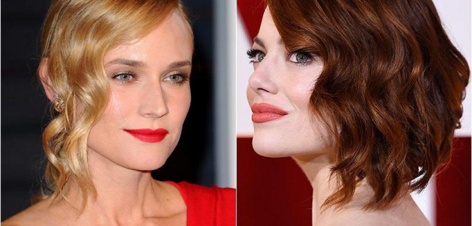 Оскар-2015: макияж и прически знаменитостей