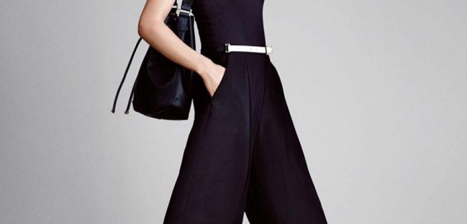Брюки H&M в лукбуке весна-лето 2015