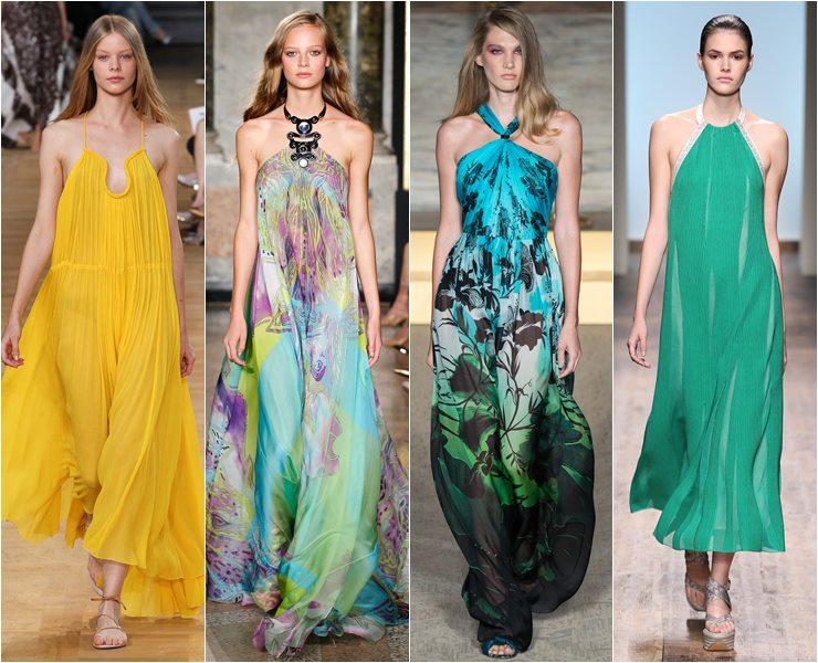 Модные летние сарафаны в пол 2015 фото, длинные летние сарафаны