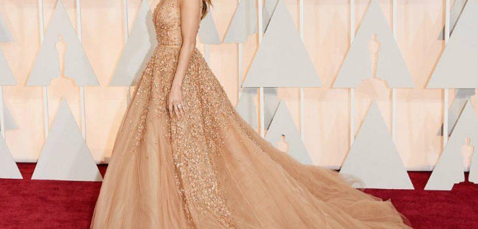 Оскар-2015: лучшие вечерние платья знаменитостей