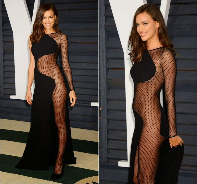 ирина шейк оскар 2015 платье