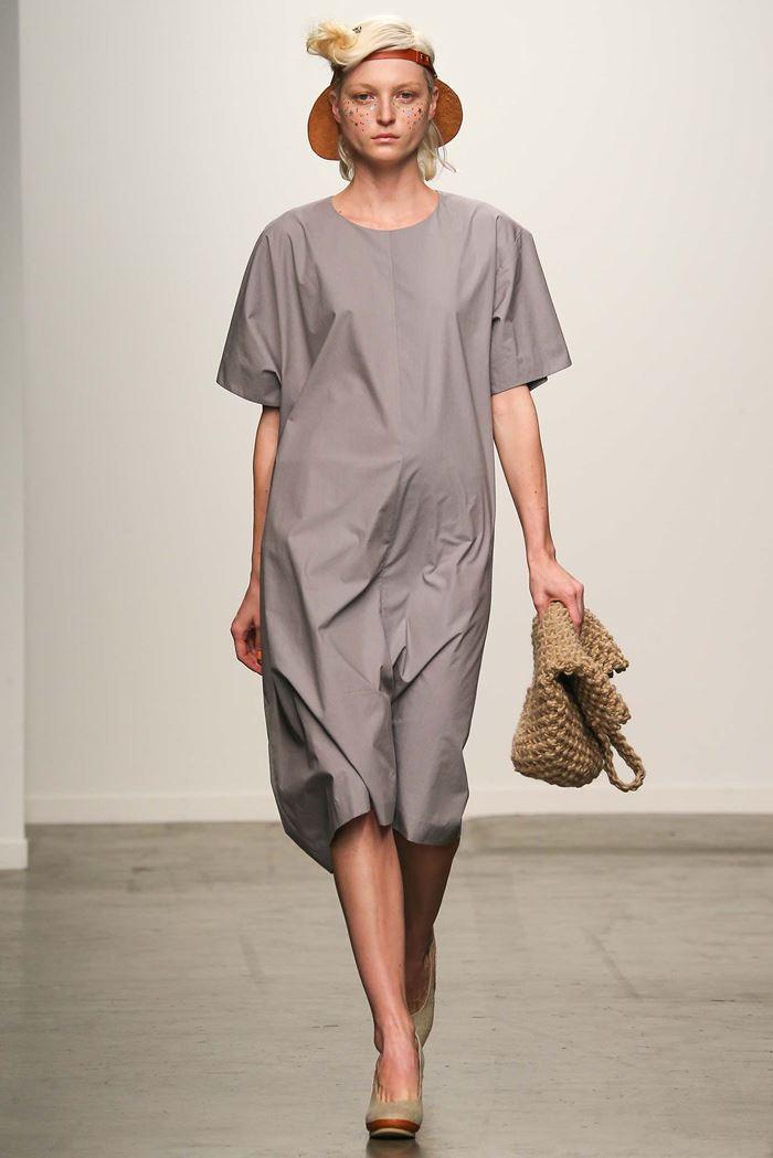 повседневные платья весна-лето 2015