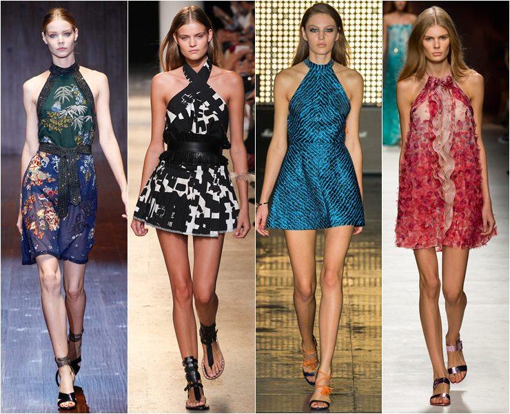 коктейльные платья американская пройма весна-лето 2015