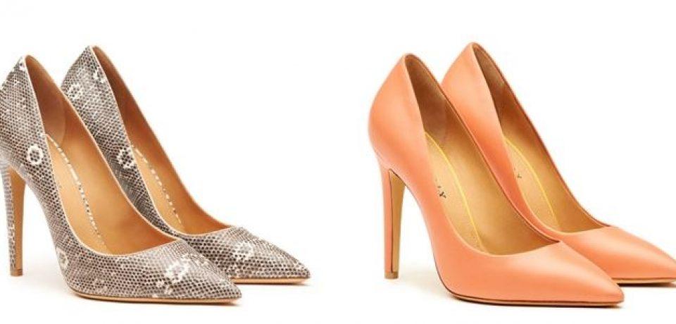 Коллекция обуви Bally осень-зима 2014-2015