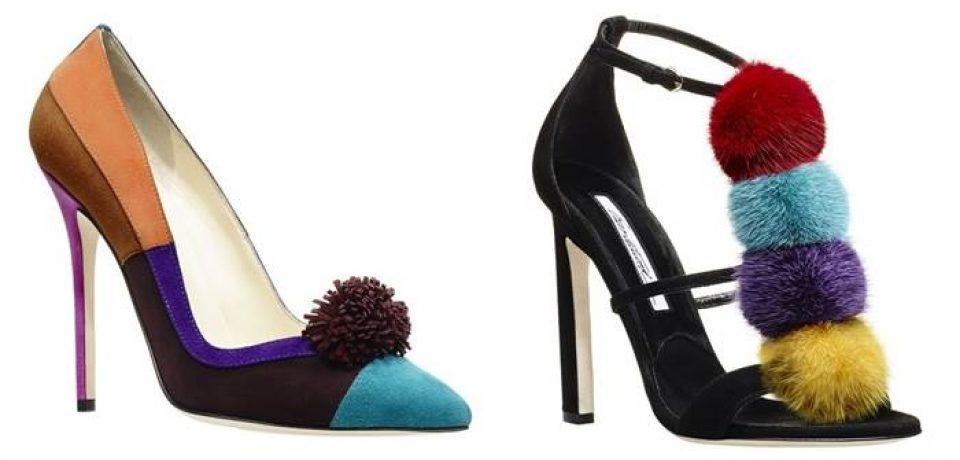 Коллекция обуви Brian Atwood осень-зима 2014-2015