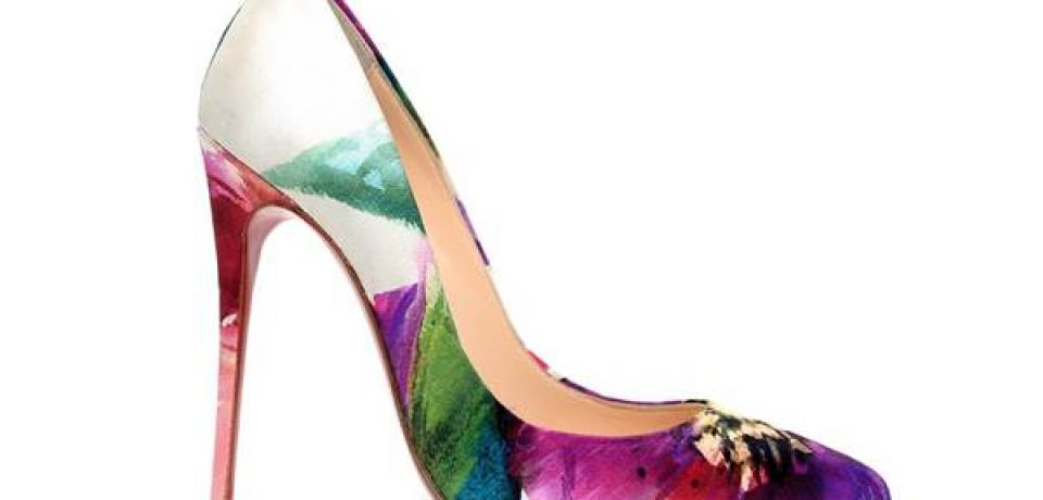 Коллекция обуви Christian Louboutin осень-зима 2014-2015