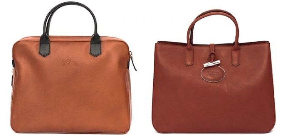 Коллекция сумок Longchamp осень-зима 2014-2015