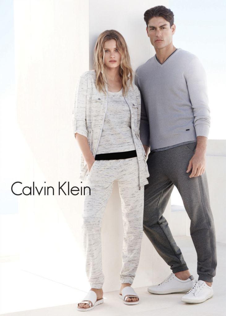 рекламная кампания calvin klein весна лето 2015 (1)