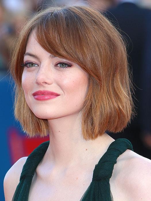 стрижка каре боб на средние волосы для полного лица с пухлыми щеками (6)
