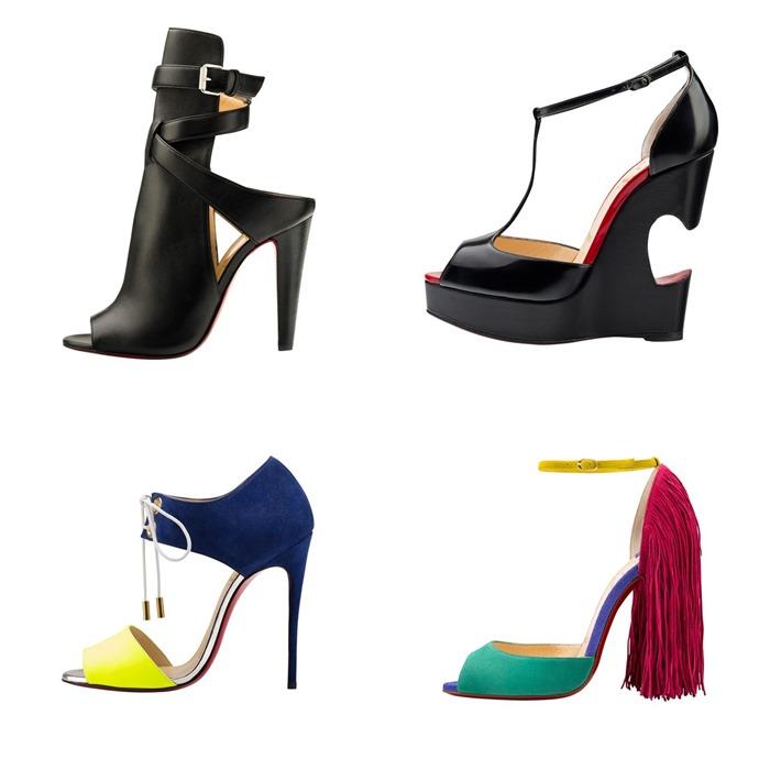 коллекция обуви Christian Louboutin весна лето 2015  (3)
