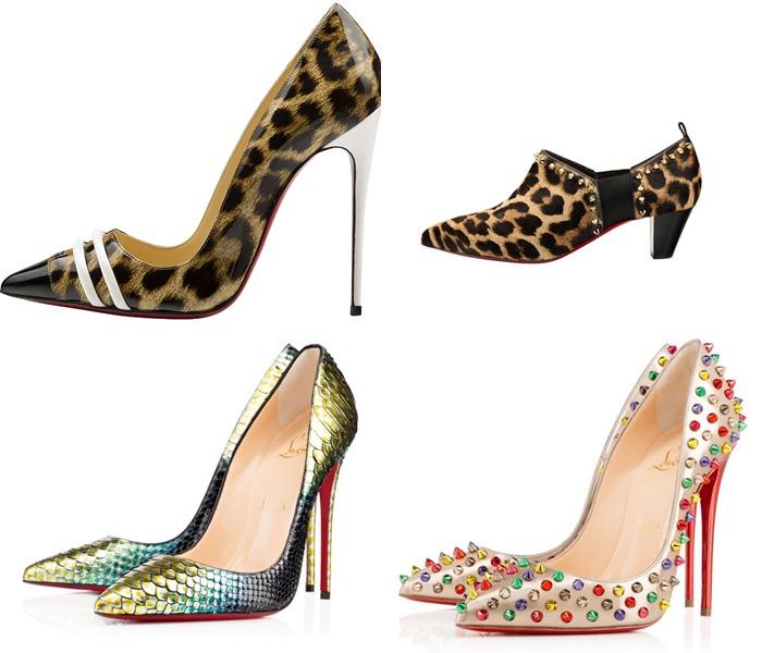 коллекция обуви Christian Louboutin весна лето 2015  (4)