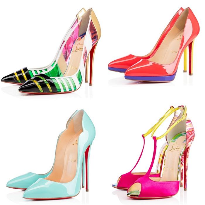 коллекция обуви Christian Louboutin весна лето 2015  (5)