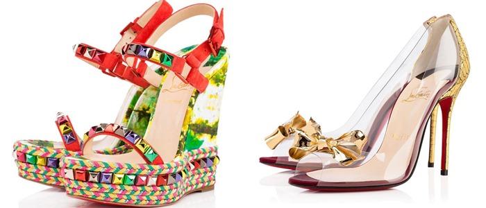 коллекция обуви Christian Louboutin весна лето 2015  (6)