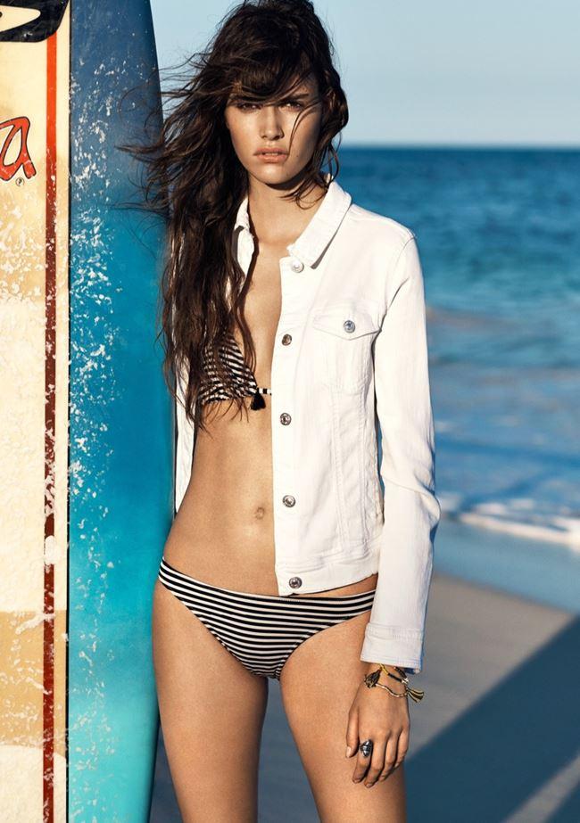 лукбук лето пляжный стиль mango 2015 (1)