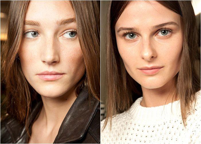 макияж chloe весна лето 2015