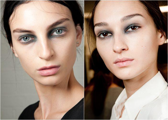 макияж giles весна лето 2015