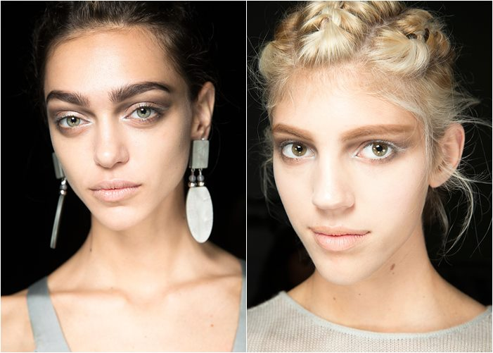 макияж giorgio armani весна лето 2015