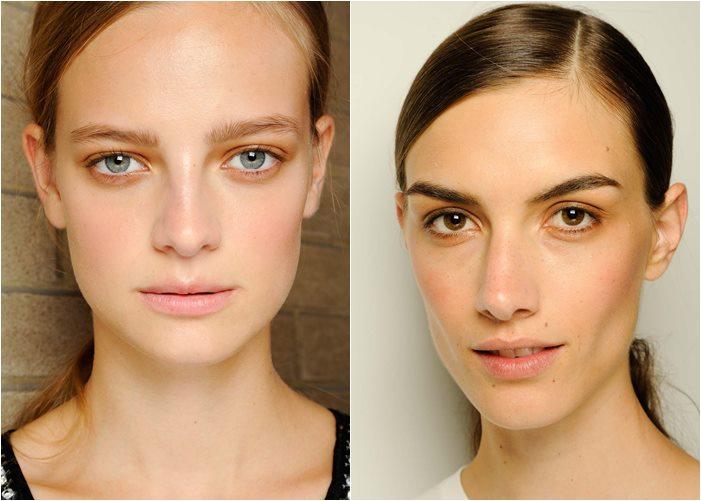 макияж jason wu весна лето 2015
