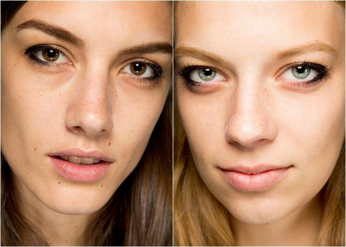 макияж narciso rodriguez весна лето 2015