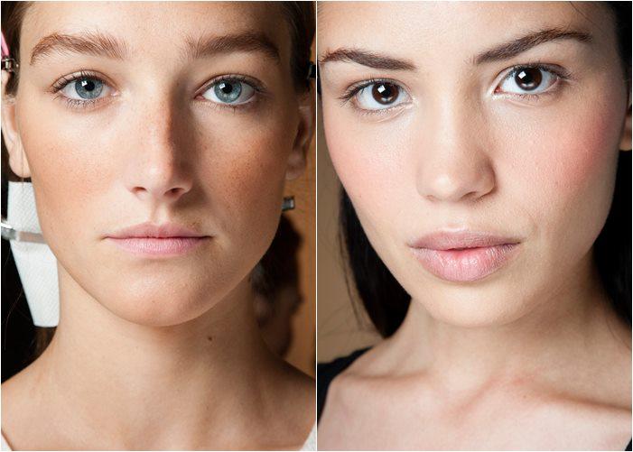 макияж ralph lauren весна лето 2015
