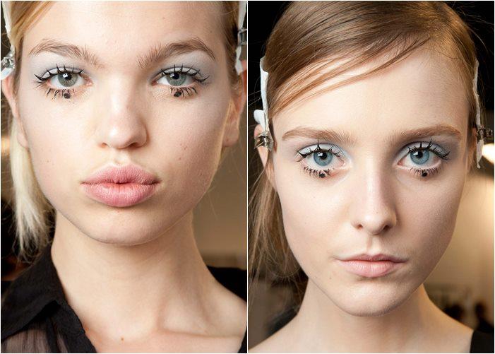 макияж rochas весна лето 2015