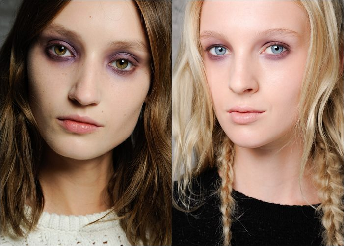 макияж vera wang весна лето 2015