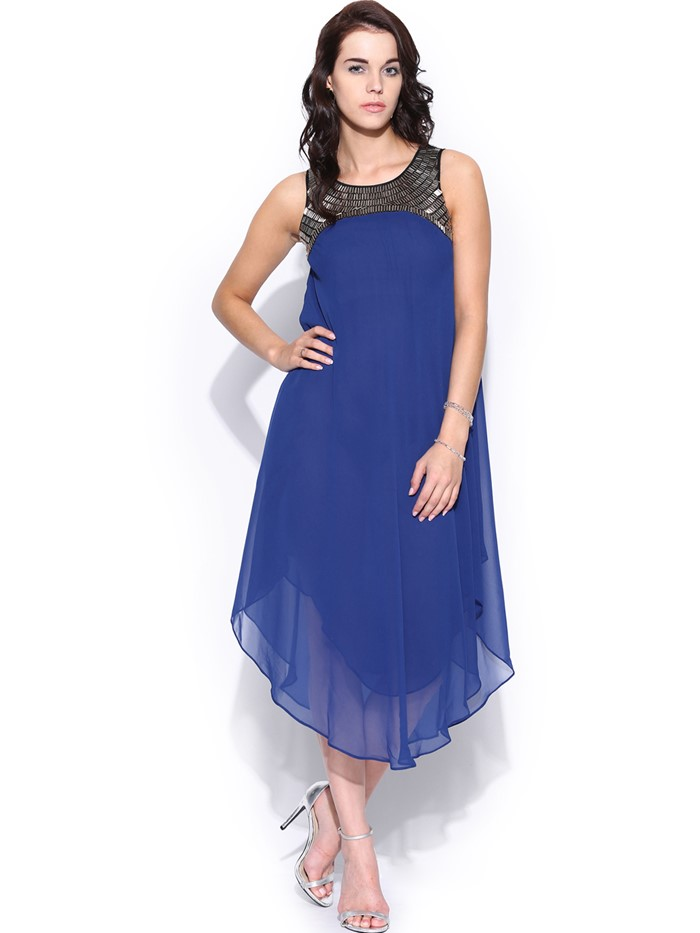 синие выпускные платья 2015 (2)