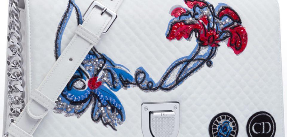 Сумки Diorama от Dior 2015: новый взгляд на классику