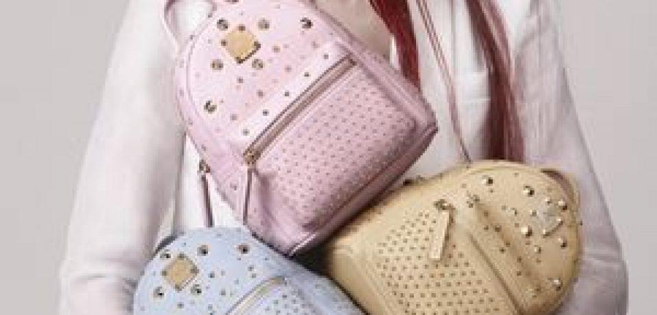 Лиззи Джаггер в рекламной кампании сумок MCM весна-лето 2015