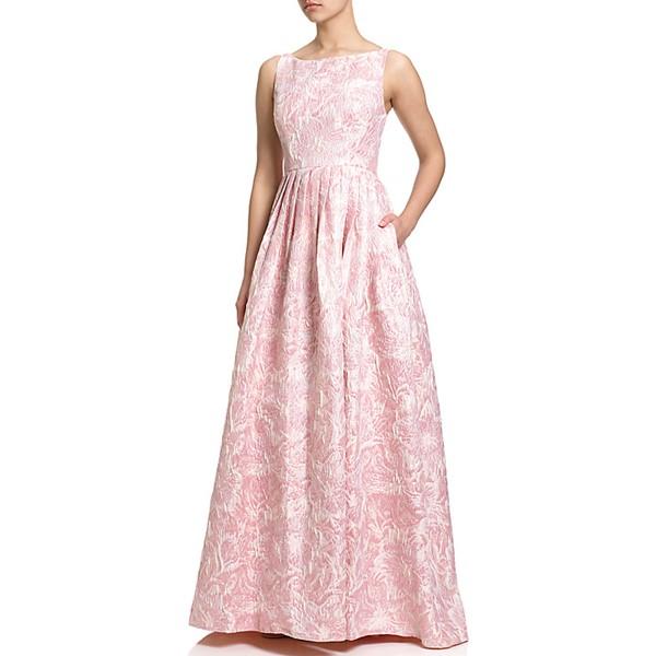 платье с цветочным принтом Adrianna Papell