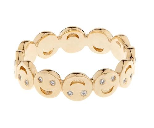 золотые кольца 2015 Alison Lou