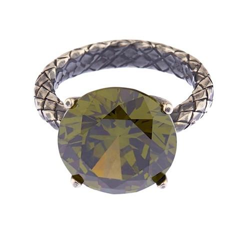 серебряные кольца 2015 Bottega Veneta