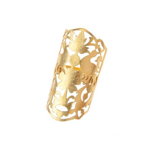 кольцо золотое с жемчугом и бриллиантами