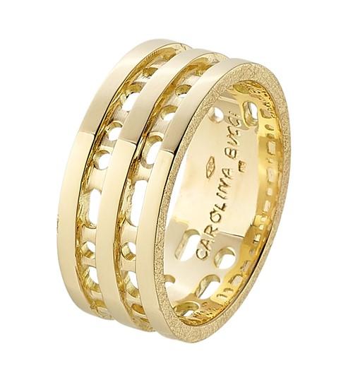 золотые кольца 2015 Carolina Bucci