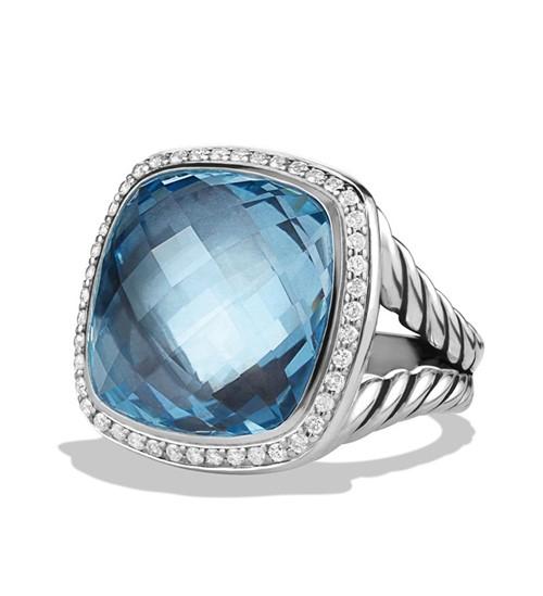 серебряные кольца 2015 David Yurman