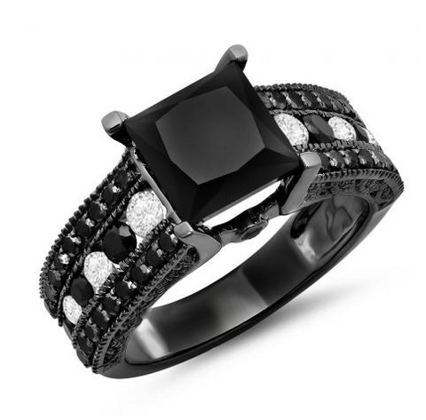 помолвочные кольца 2015 Dazzling Rock
