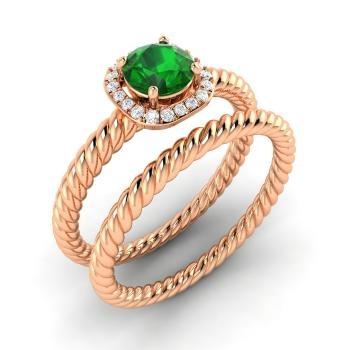 помолвочные кольца 2015 Diamondere
