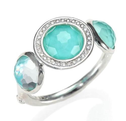 серебряные кольца 2015 Ippolita