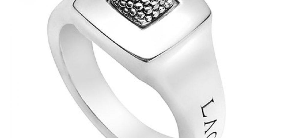 Модные серебряные кольца 2015 (25 фото)