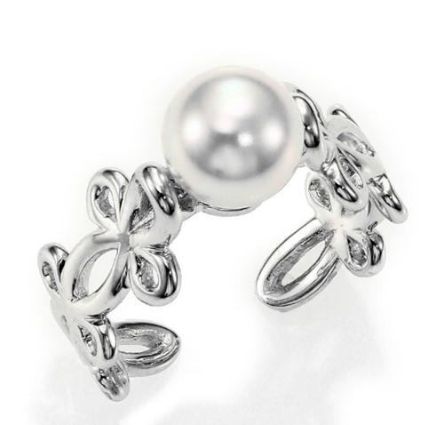 серебряные кольца 2015  Majorica