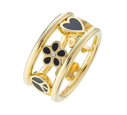 золотые кольца 2015 Marc by Marc Jacobs