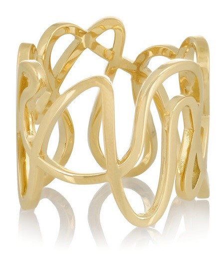 золотые кольца 2015 Repossi