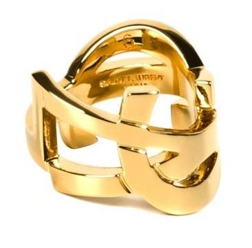 золотые кольца 2015 Saint Laurent