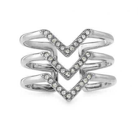 серебряные кольца 2015 Stella&Dot