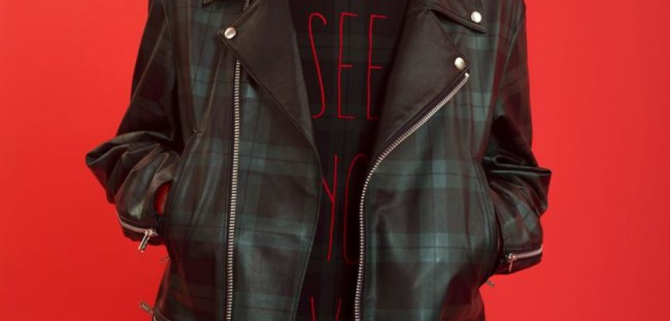 Мужские куртки-косухи весна-лето 2015 (15 фото новинок)